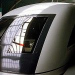 Shanghai Transrapid Maglev Train