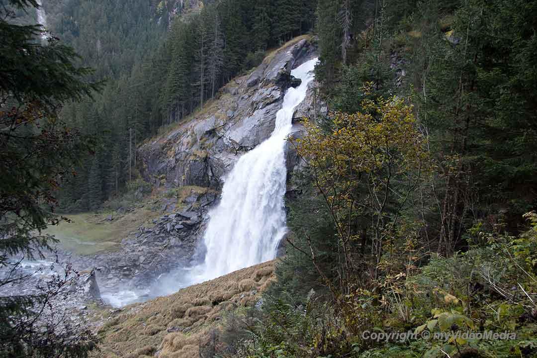 Krimml Waterfalls 1