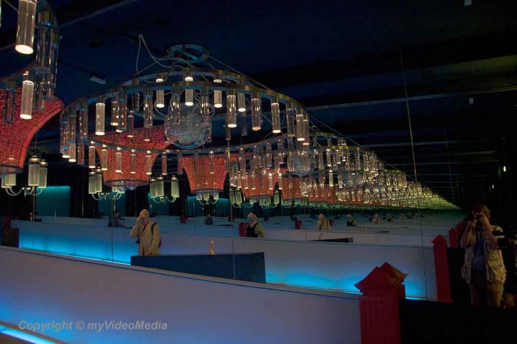 Festsaal Loisium Weinwelt
