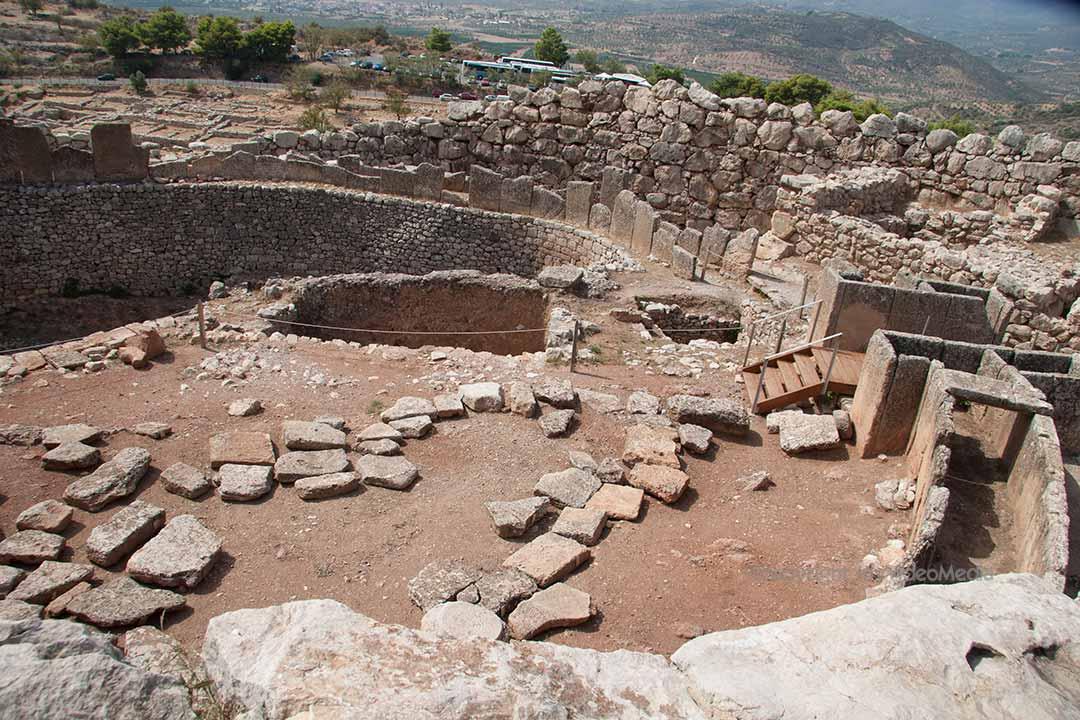 Mycenae - Greece