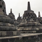 Borobudur Tempel – Indonesien