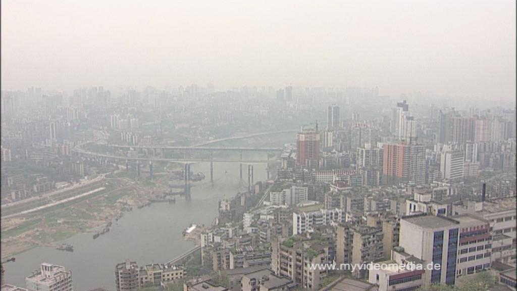 Chongqing Nebelstadt