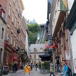 Basse Ville Quebec – Canada