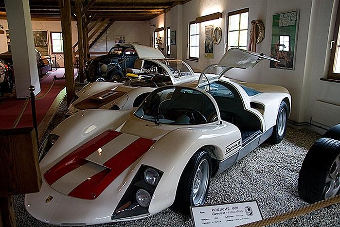 Porsche-Automuseum