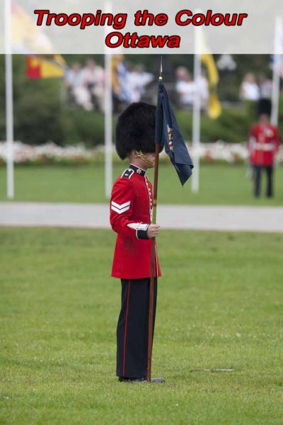 Trooping the Colour Ottawa