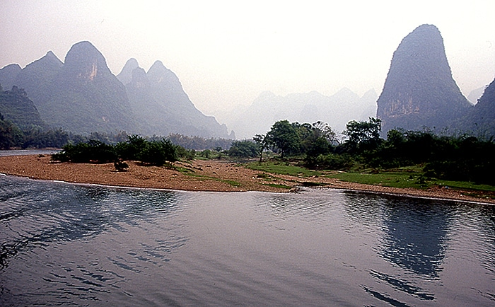 Journey on the Li River - Part1