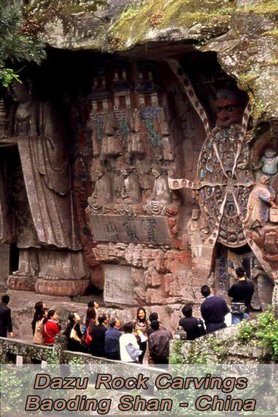 Dazu Rock Carvings - Baoding Shan