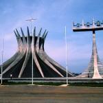 Brasilia – die Hauptstadt Brasiliens -1979