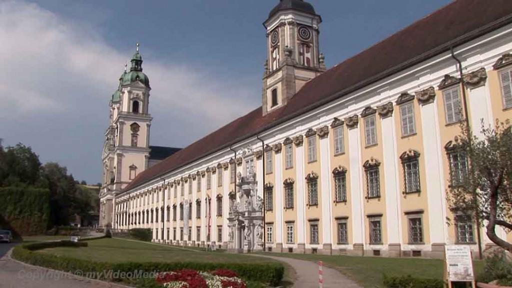 St. Florian's Priory in Upper Austria
