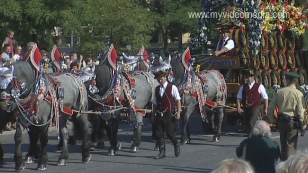 Costume and Riflemen's Parade