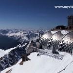 Zugspitze –  Deutschland und Österreich