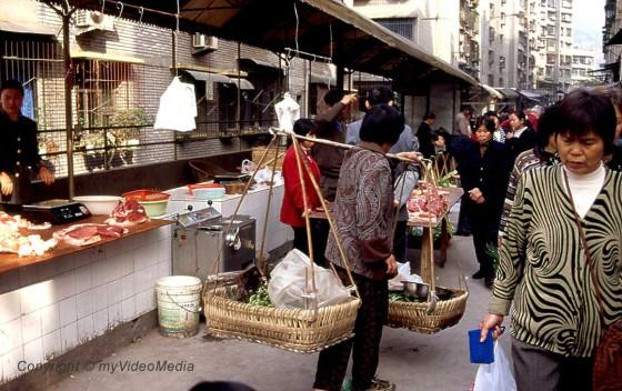 Wanzhou Market Bang Bangs