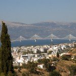 Patras the largest city on the Peloponnese