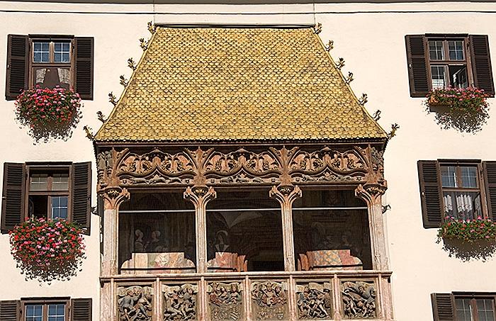Goldene Dachl Innsbruck