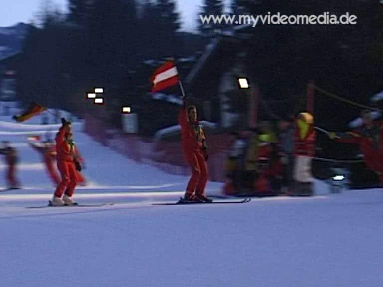 Ski school St Johann