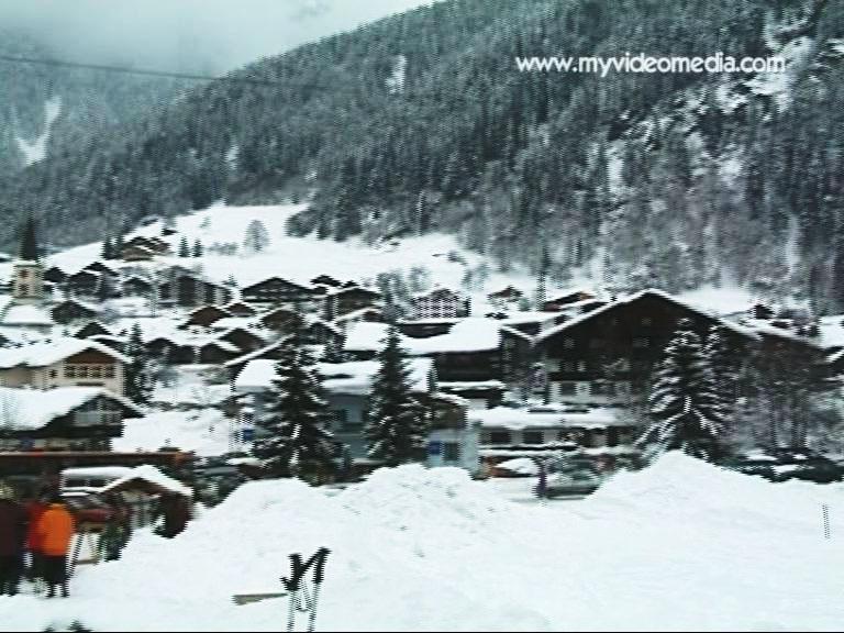 Skiing holidays Gaschurn Austria