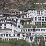 Drepung monastery near Lhasa in the Tibet