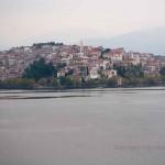 Kastoria ein malerische Stadt in Makedonien