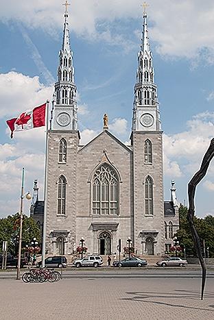 Notre-Dame Basilika Ottawa