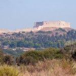 Chlemoutsi – a medieval castle in Greece