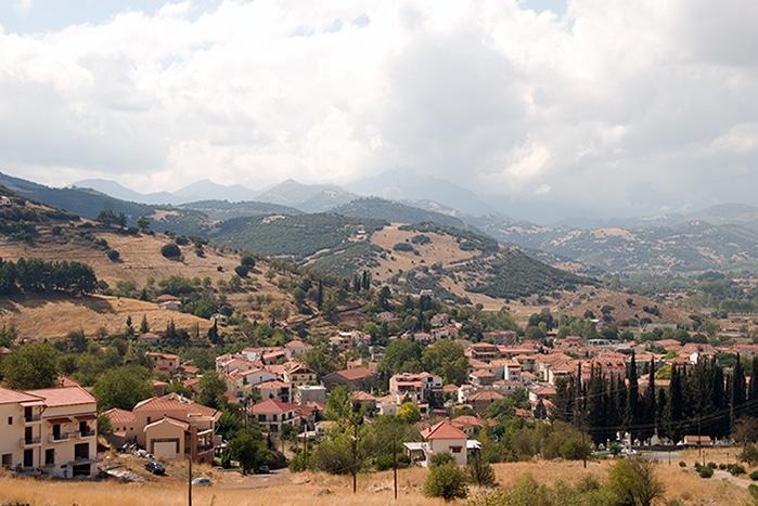 Kalavryta Peloponnes