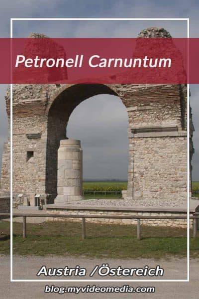 Visiting Petronell Carnuntum