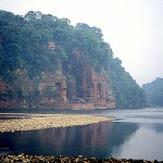 Giant Buddha of Leshan – China