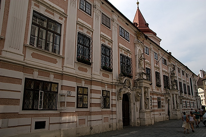 Institute of the English lady in St Poelten