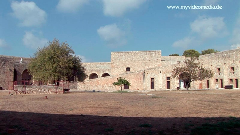 Pylos Fort