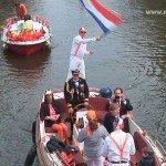 Koninginnedag in Amsterdam – Boat Parade