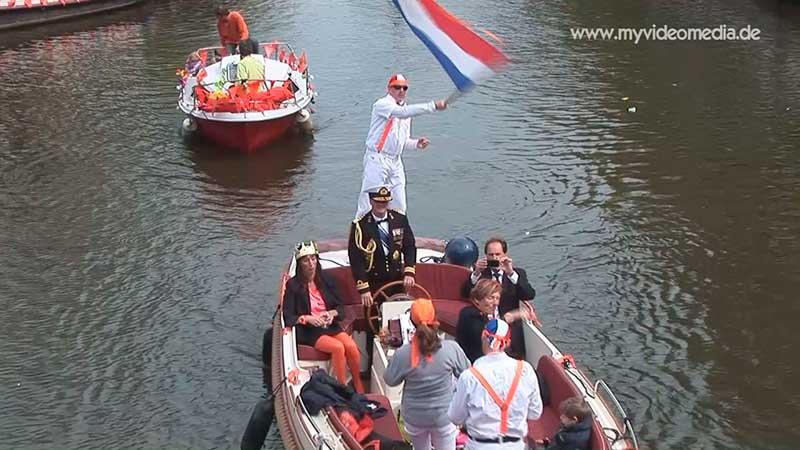 Amsterdam Boat Parade