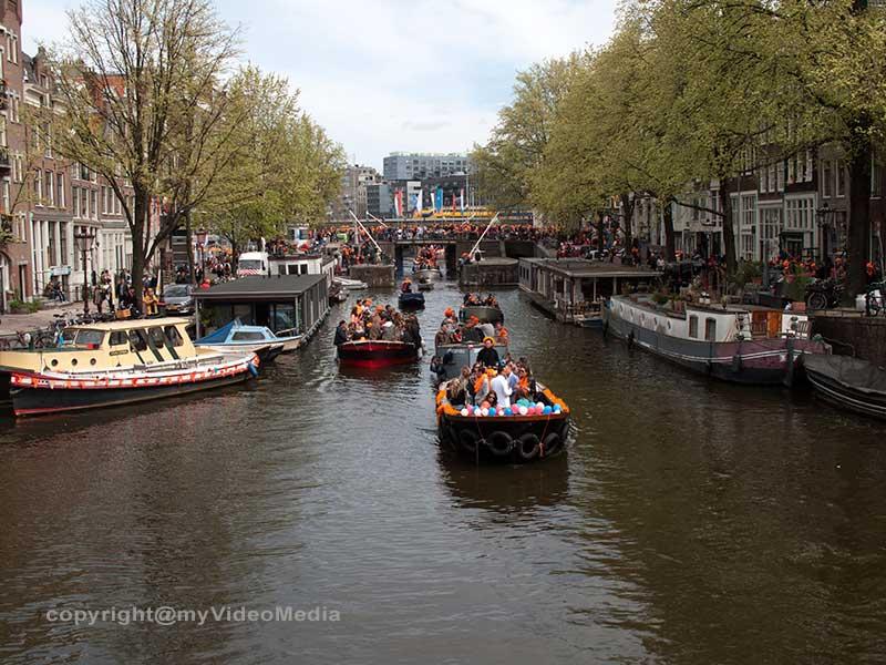 boats Koninginnedag