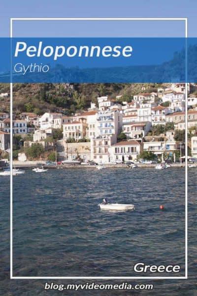 Gythio Peloponnese