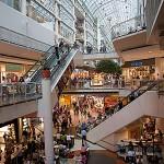 Eaton Centre in Toronto – Canada
