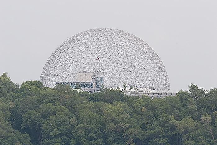 Montreal Biosphere Environmental Museum