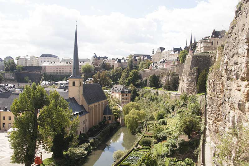 Bock fiels Luxembourg