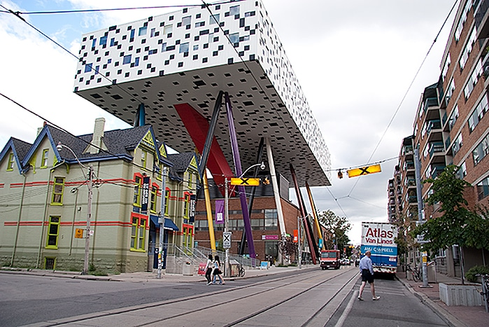 Sharp Centre for Design Toronto
