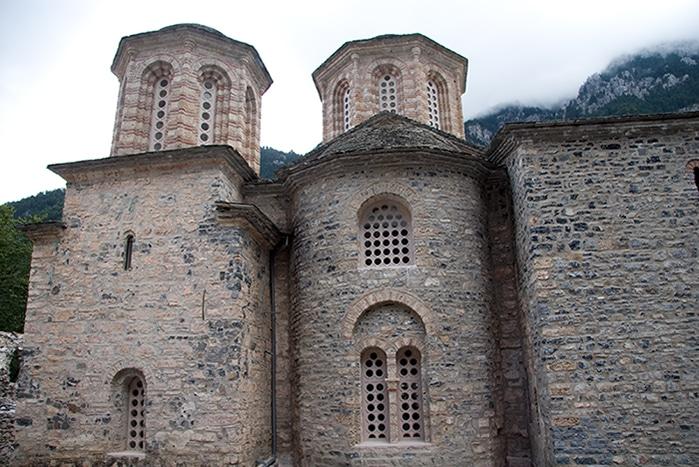 Litochoro Agios Dionysios