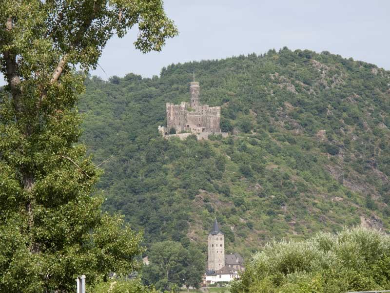 Burg-Maus St Goar