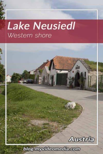 Western Shore Lake Neusiedl