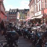 Harley und Wein 2013 – Harley meets Moselwein