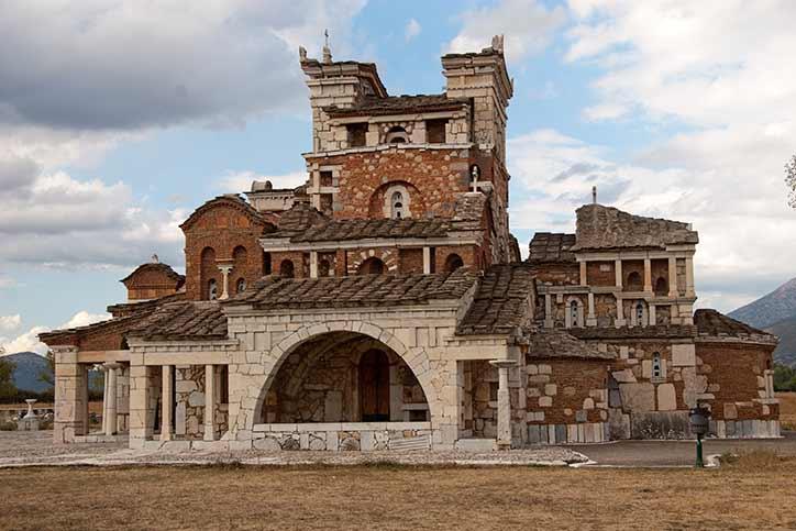 Church of Mantinea - Greece