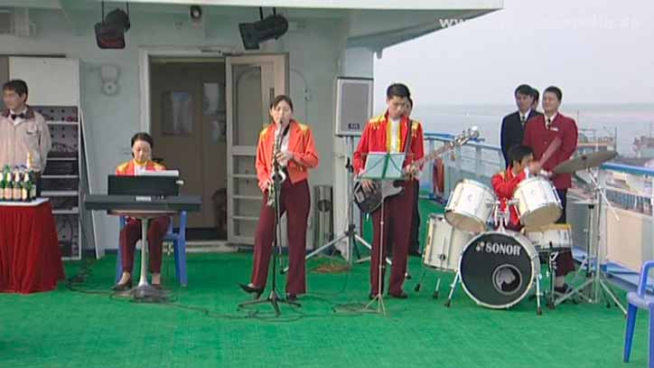 Crew band Princess Elaine