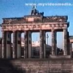 Brandenburger Tor Berlin 1977