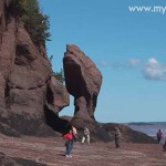 Hopewell Rocks – New Brunswick – Canada