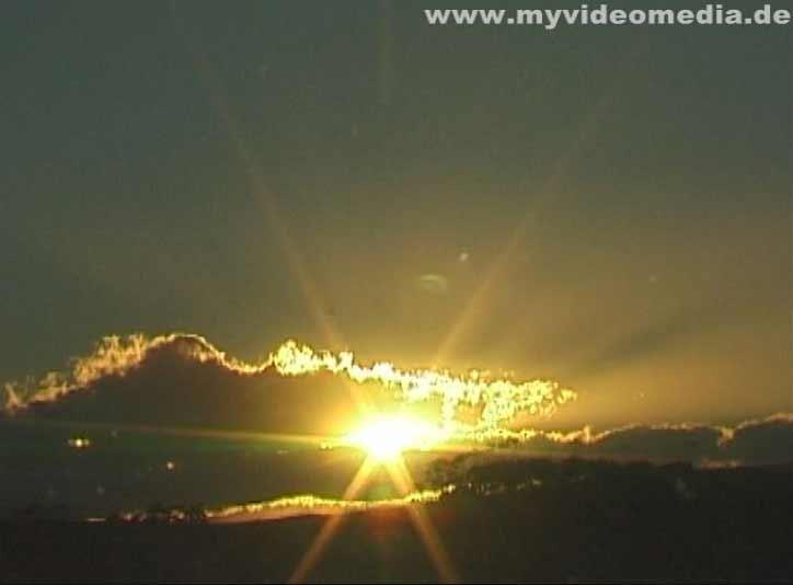 Sonnenuntergang Kap Agulhas
