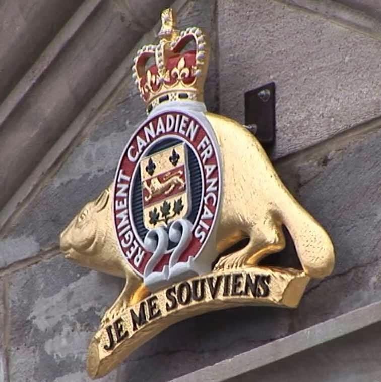 Royal 22e Régiment - Van Doos
