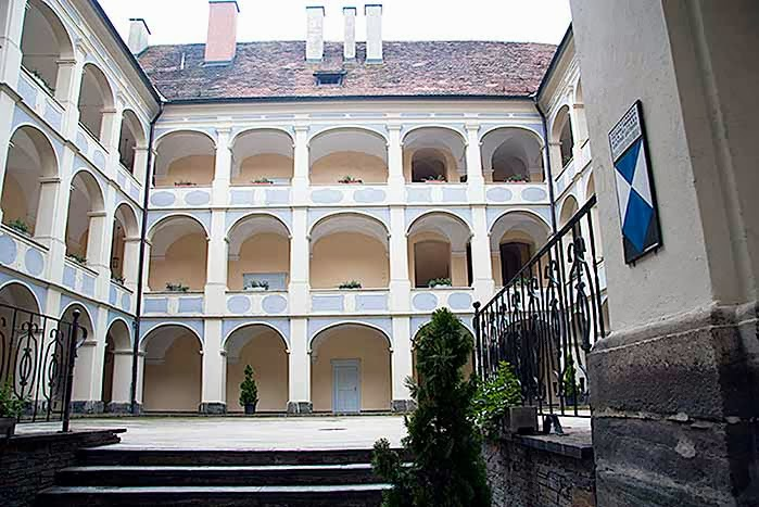 Barock-Schloss Piber