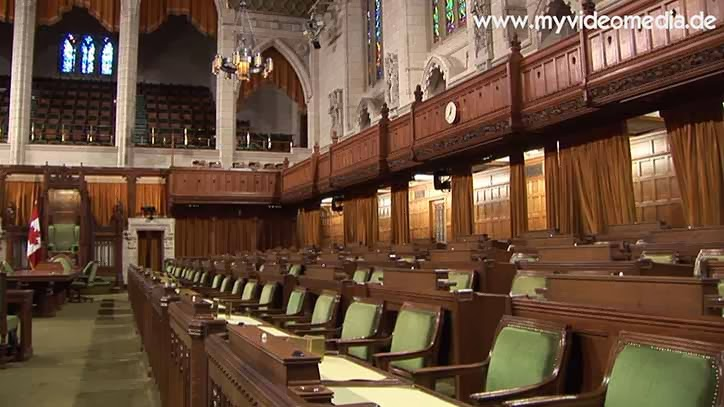 Parliament Ottawa House of Commons