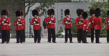 Changing of the Guard – Quebec